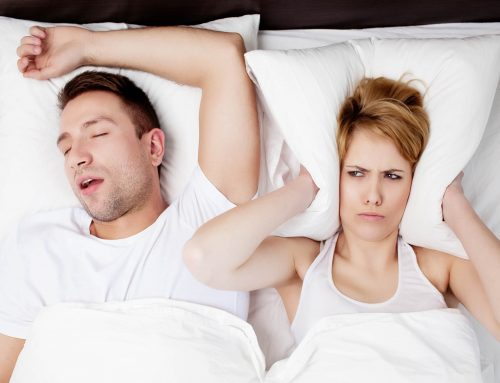The causes of snoring and sleep apnoea